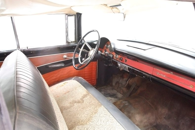 1956 Ford Victoria Hardtop 24