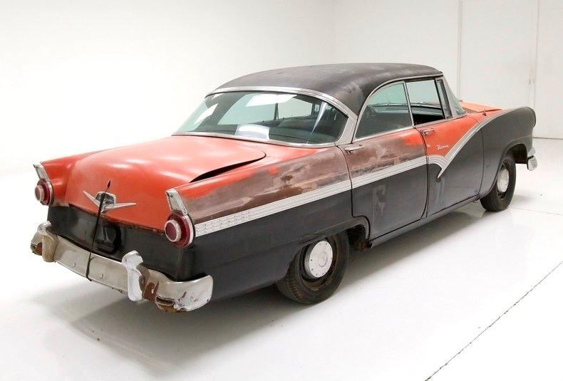 1956 Ford Victoria Hardtop 6