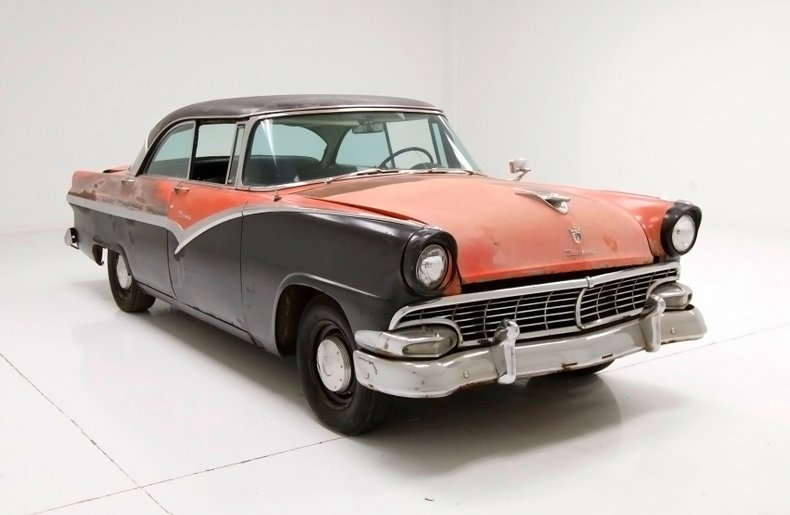 1956 Ford Victoria Hardtop 5