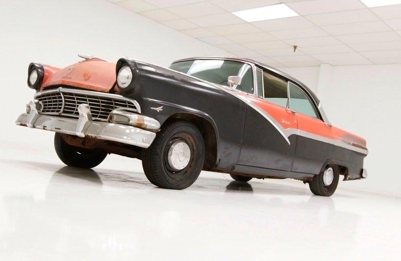 1956 Ford Victoria Hardtop 9