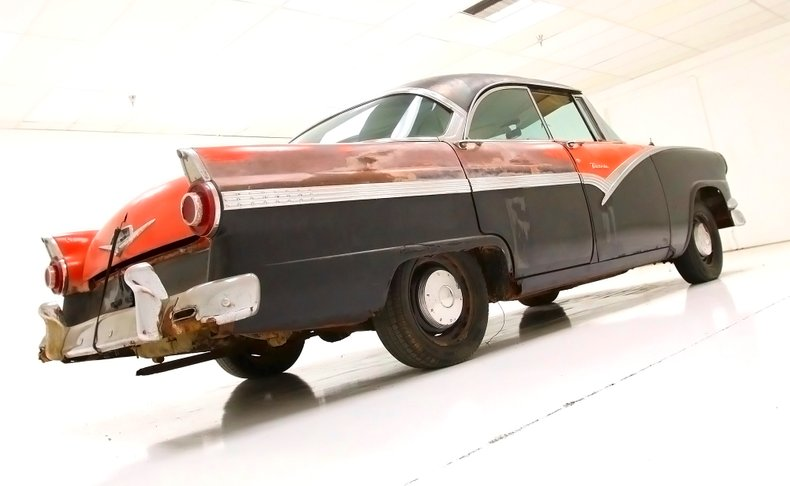 1956 Ford Victoria Hardtop 3