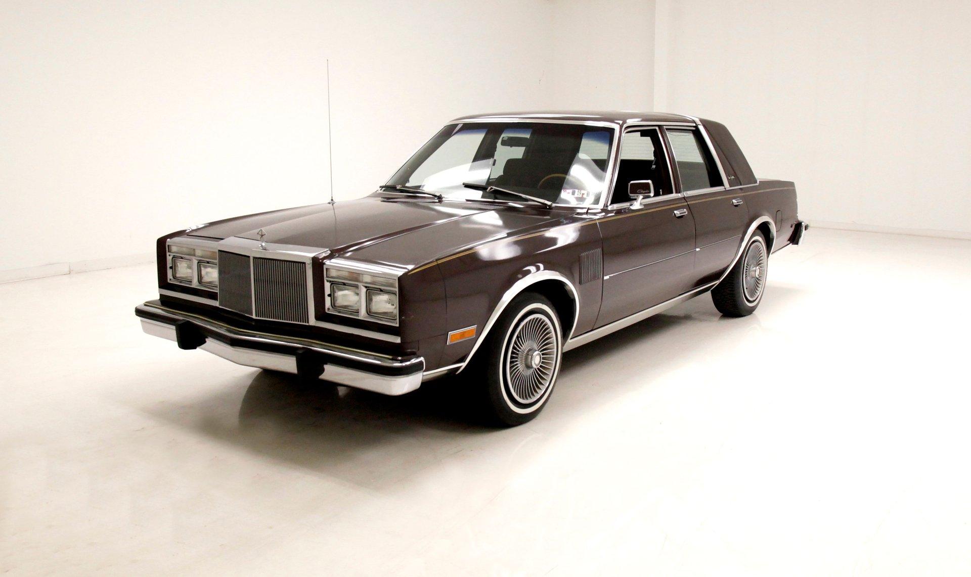 1982 Chrysler New Yorker