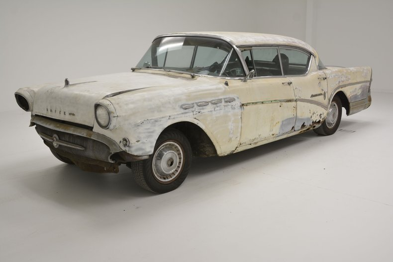 1957 Buick Roadmaster For Sale