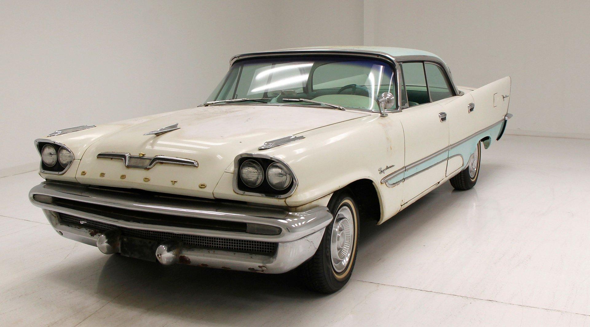 1957 DeSoto Firedome