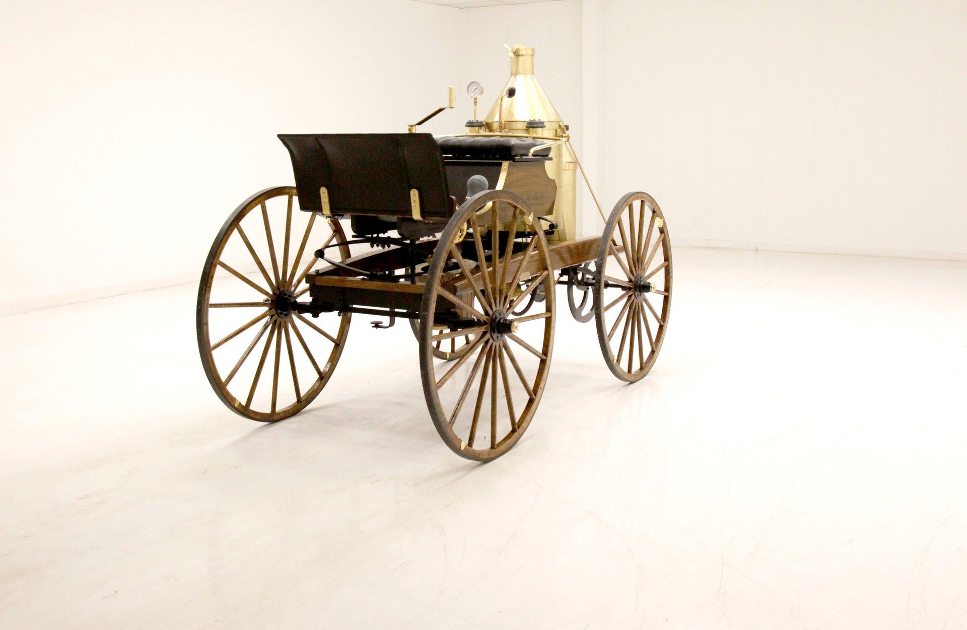 1890 Roper Steam Carriage
