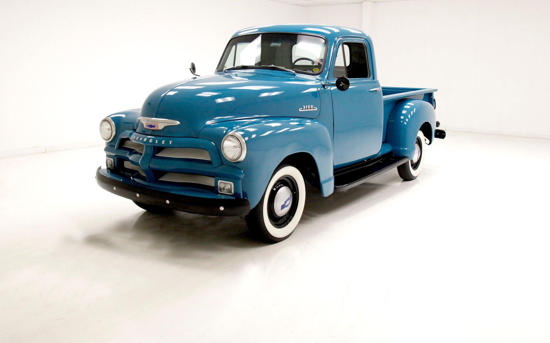 1954 Chevrolet 3100 1/2 Ton