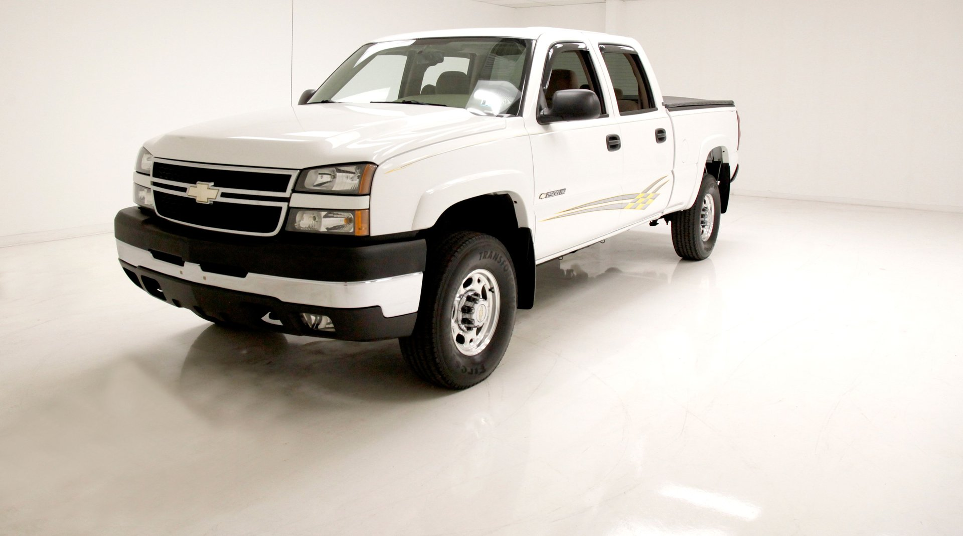 2007 Chevrolet K-2500