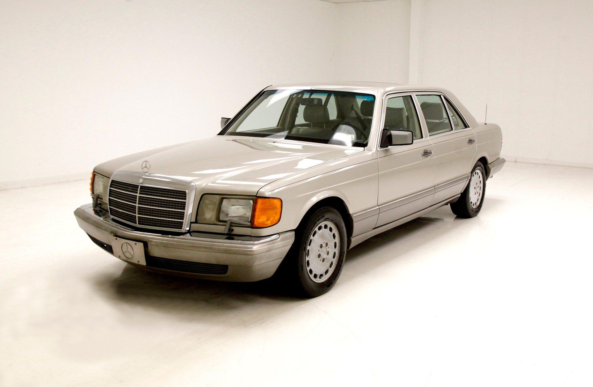 1988 Mercedes-Benz 300SEL