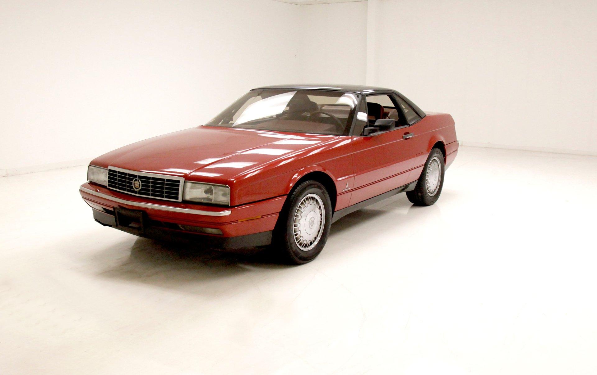 1987 Cadillac Allante