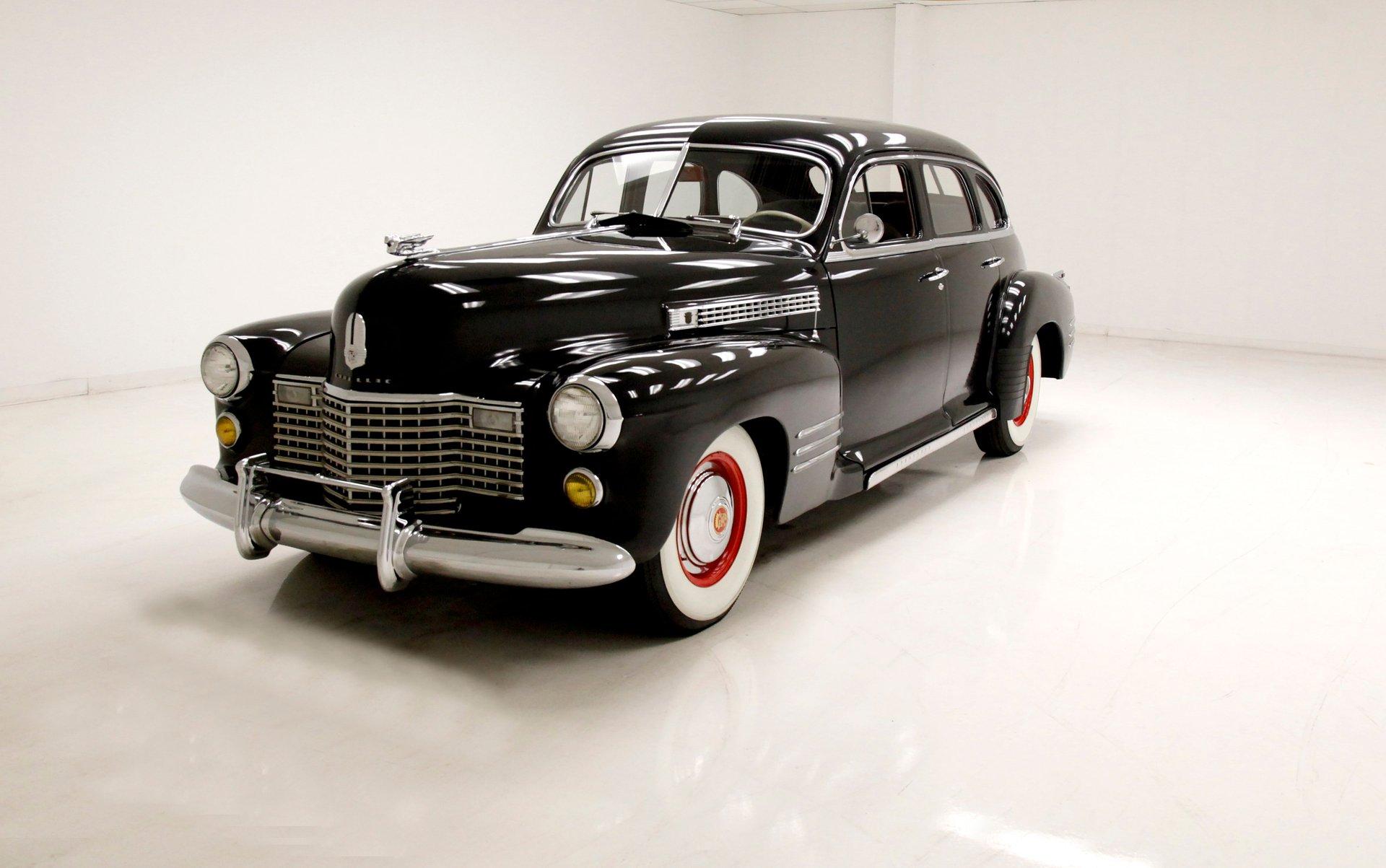 1941 Cadillac Series 63