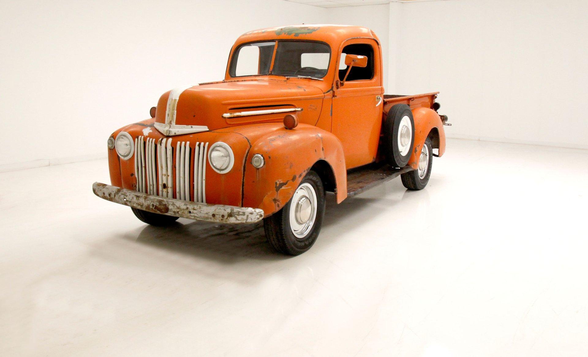 1946 Ford Half Ton