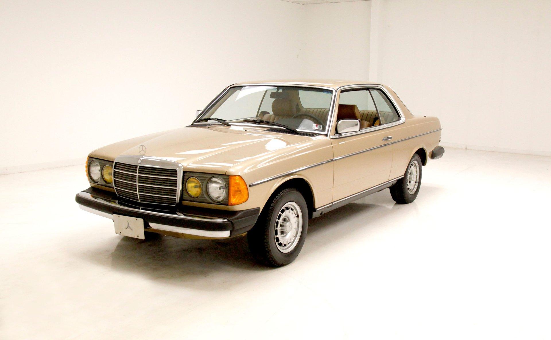 1985 Mercedes-Benz 300 CD