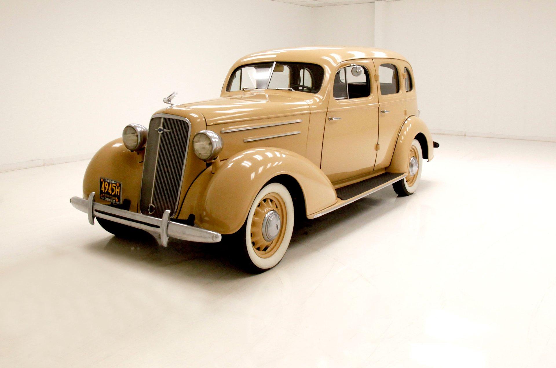 1935 Chevrolet Master Deluxe