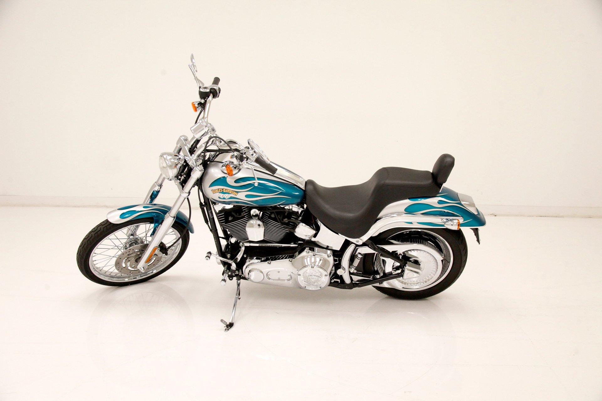 2003 Harley Davidson Deuce Softtail