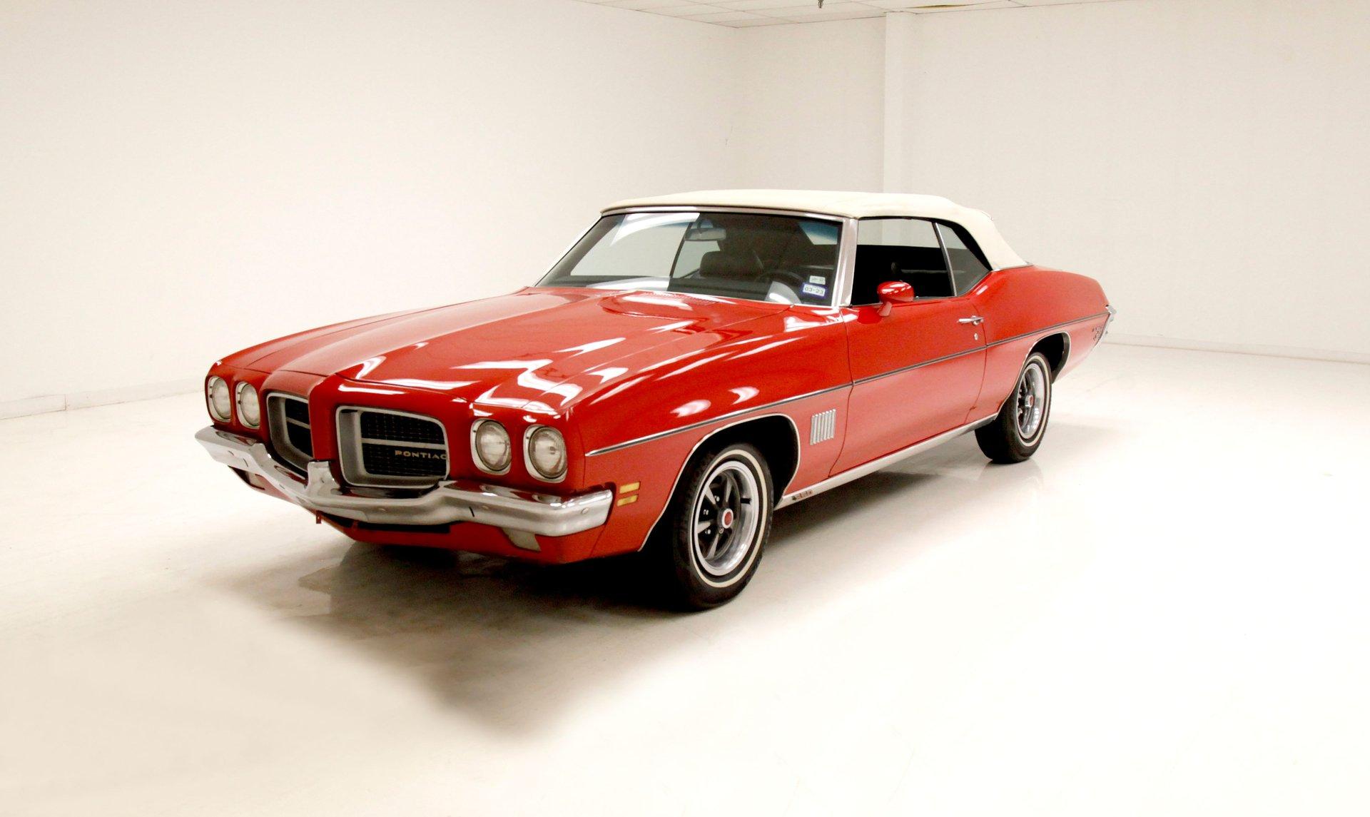 1971 Pontiac LeMans Sport