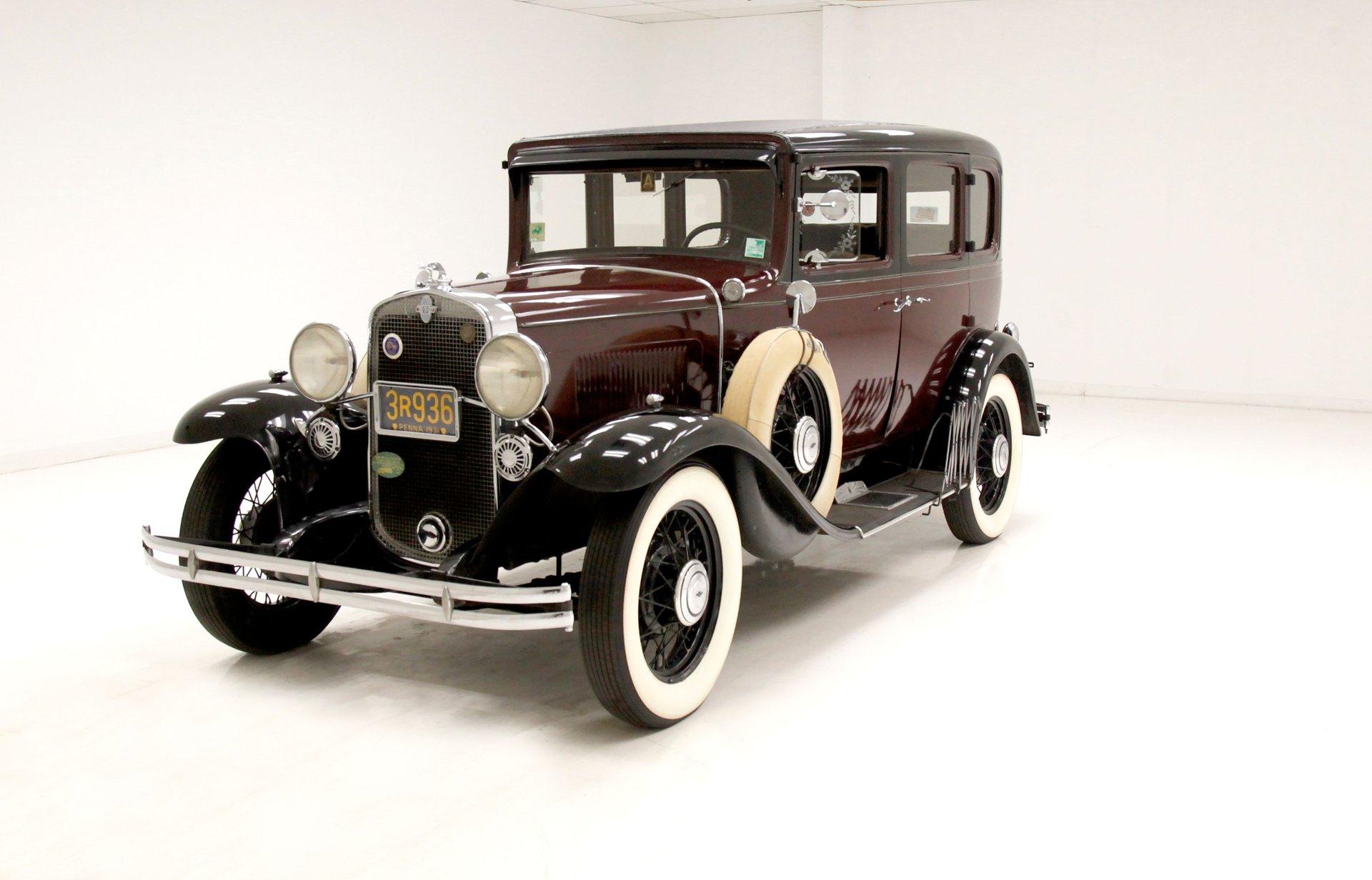 1931 Chevrolet Special