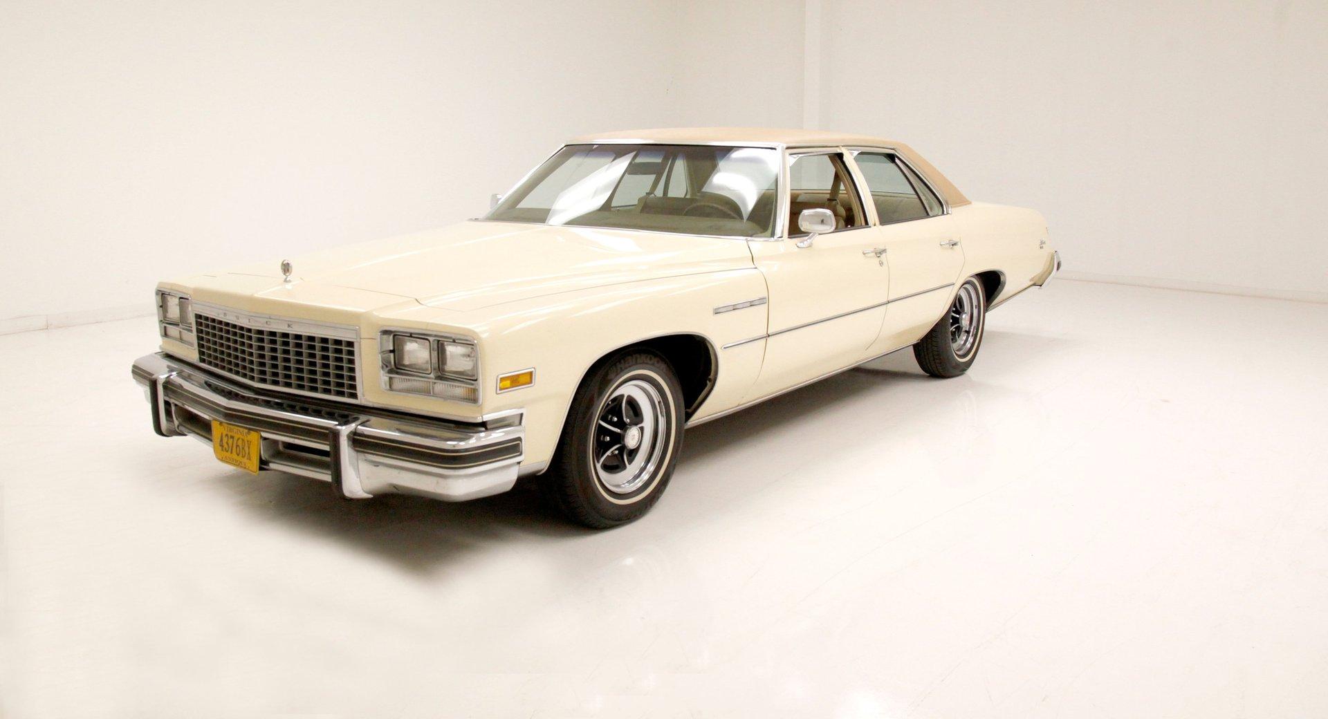 1976 Buick LeSabre Custom