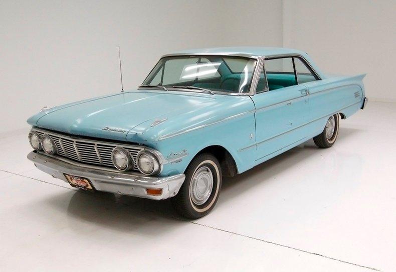 1963 Mercury Comet For Sale