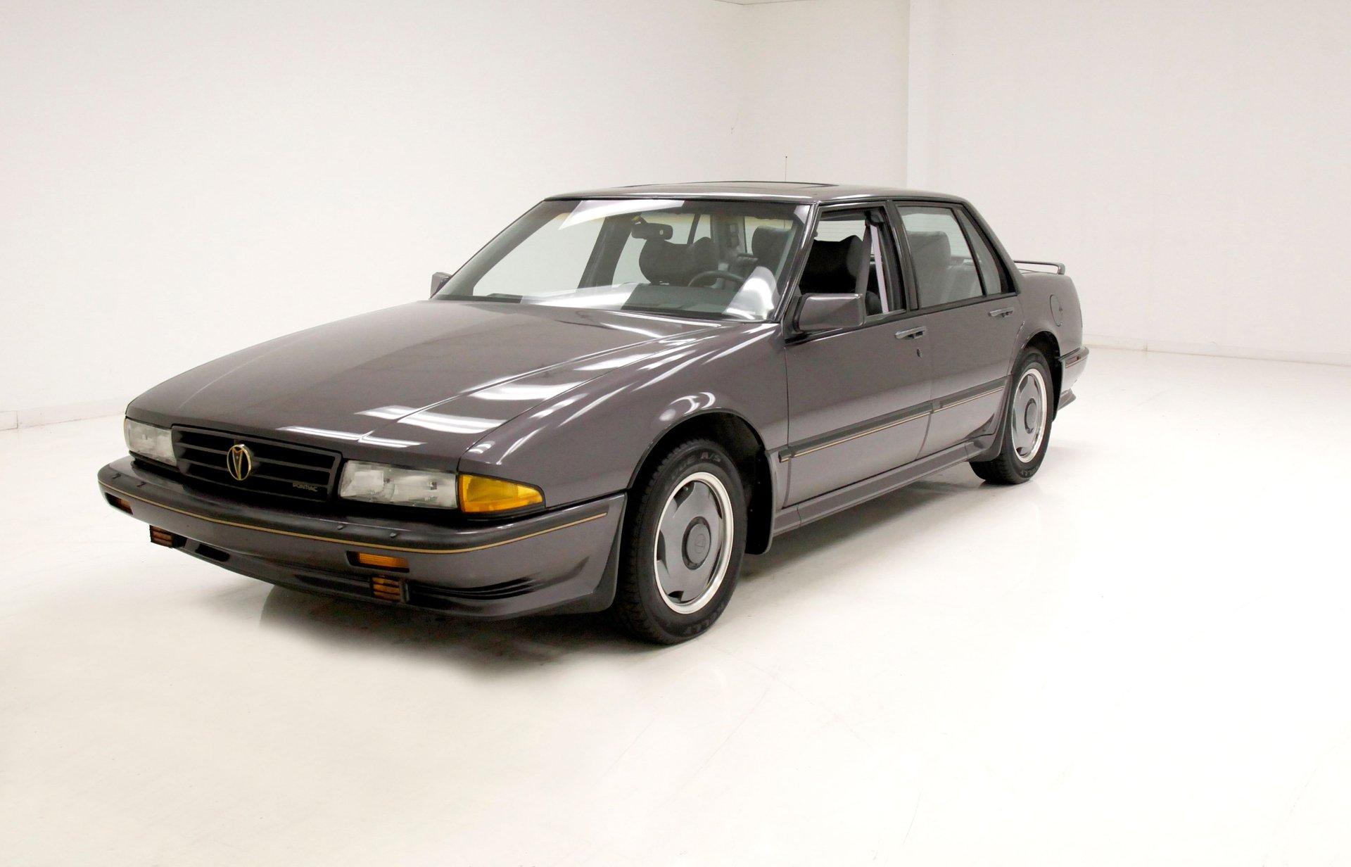 1988 Pontiac Bonneville
