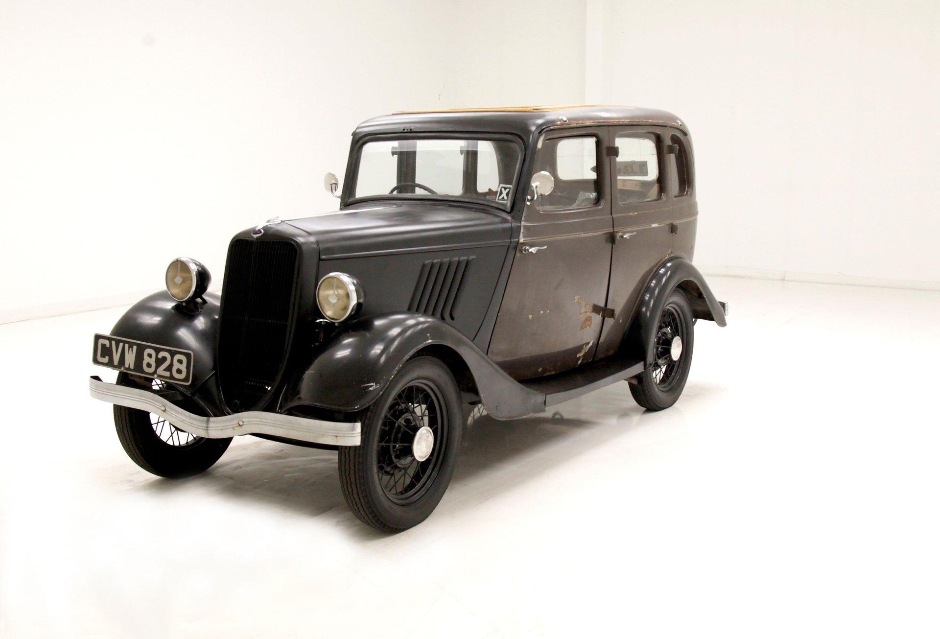 1935 Ford Model Y