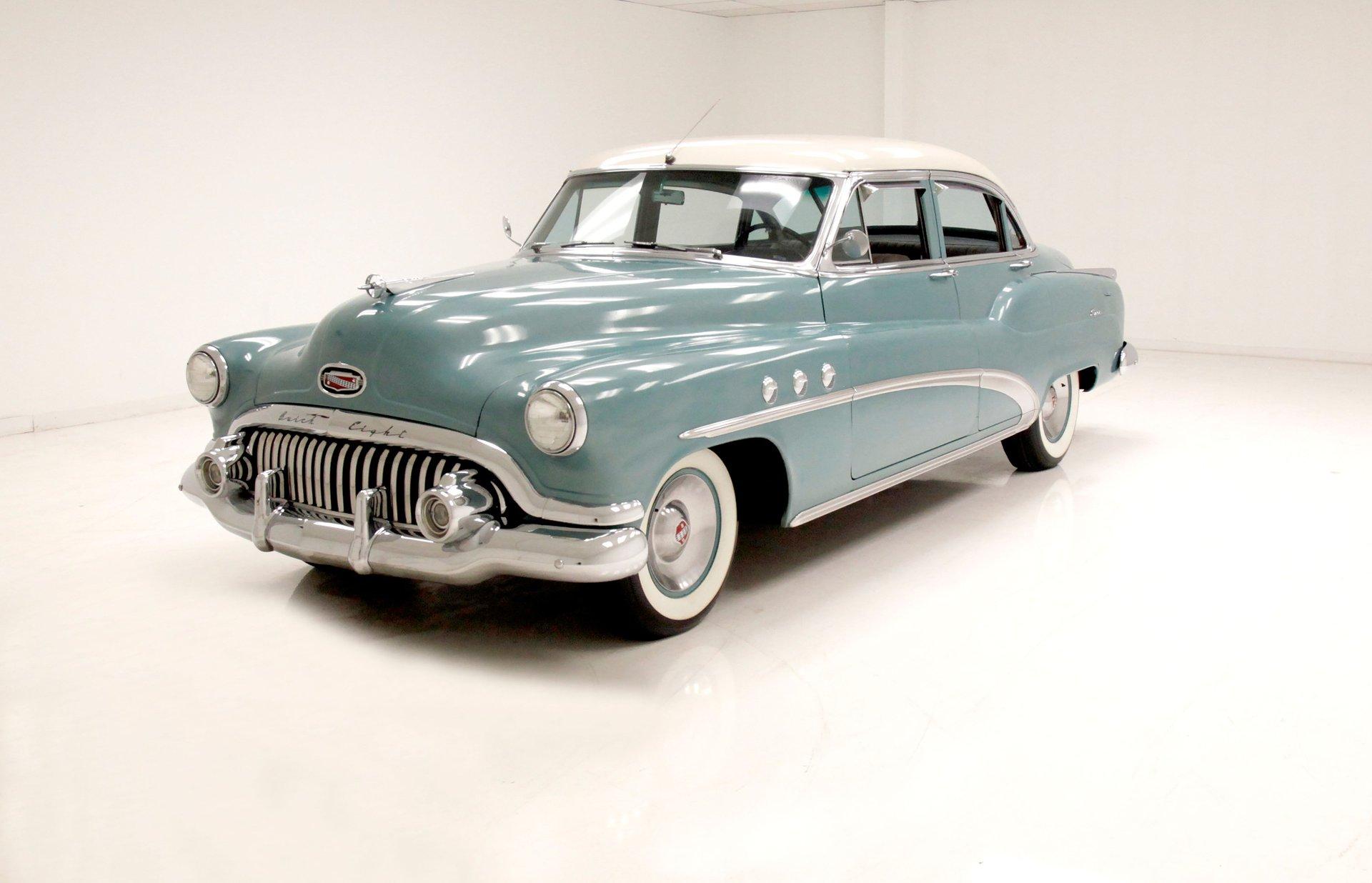 1952 Buick Series 50