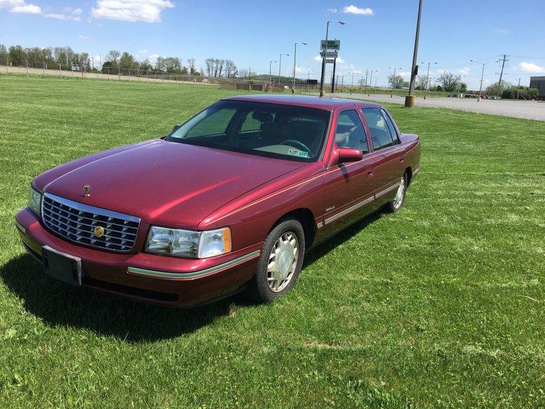 1998 Cadillac Sedan DeVille for sale #62961 | MCG