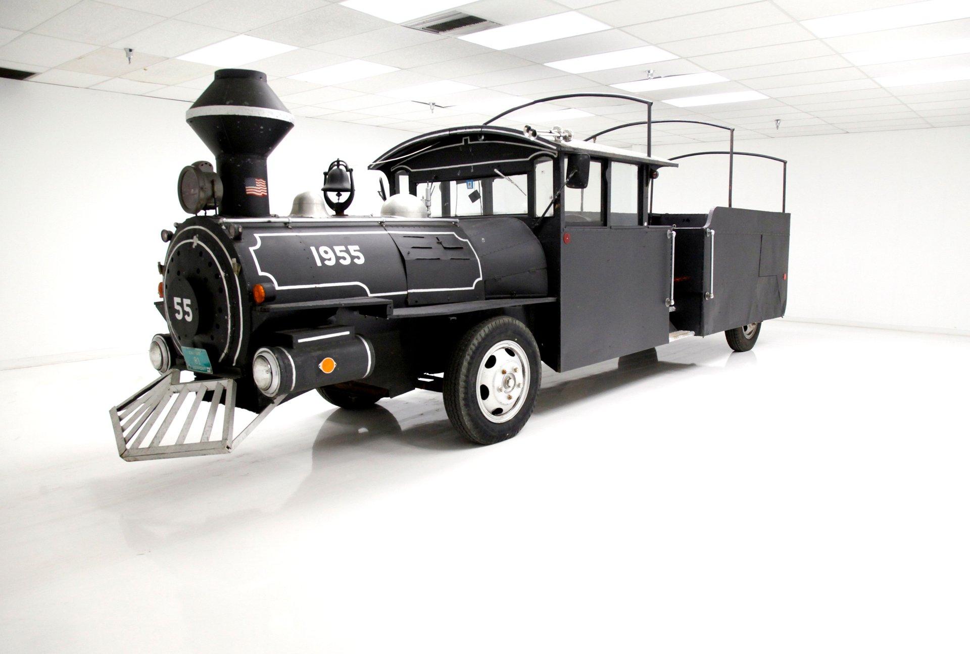 1948 Studebaker Locomotive Truck