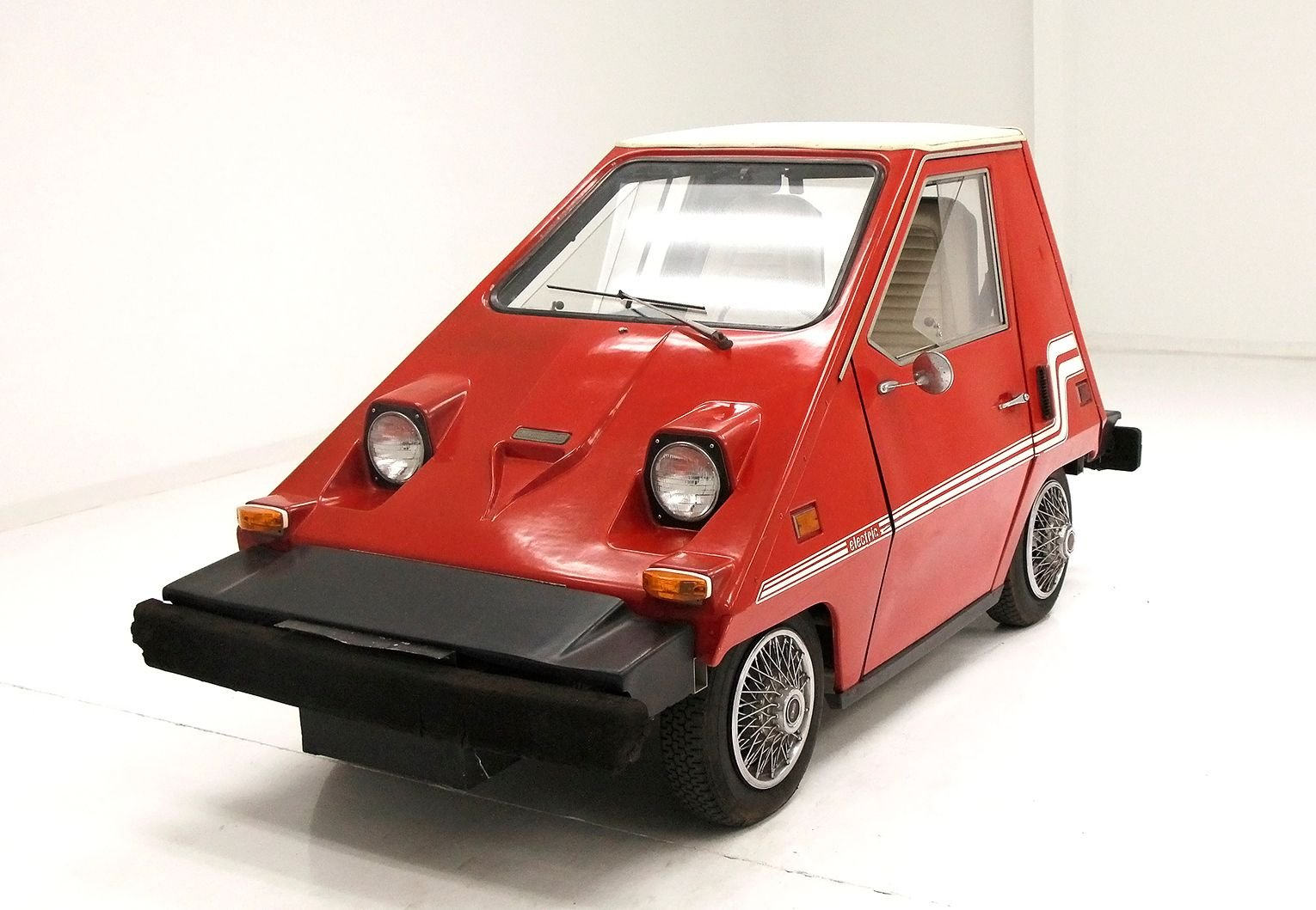 1976 Citicar Electric Car