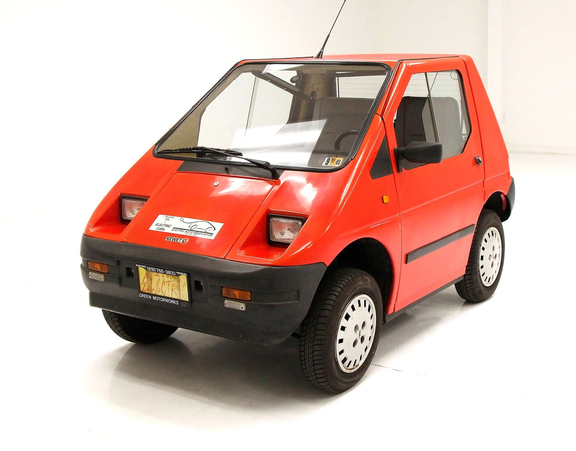 1993 Kewet Electric Car
