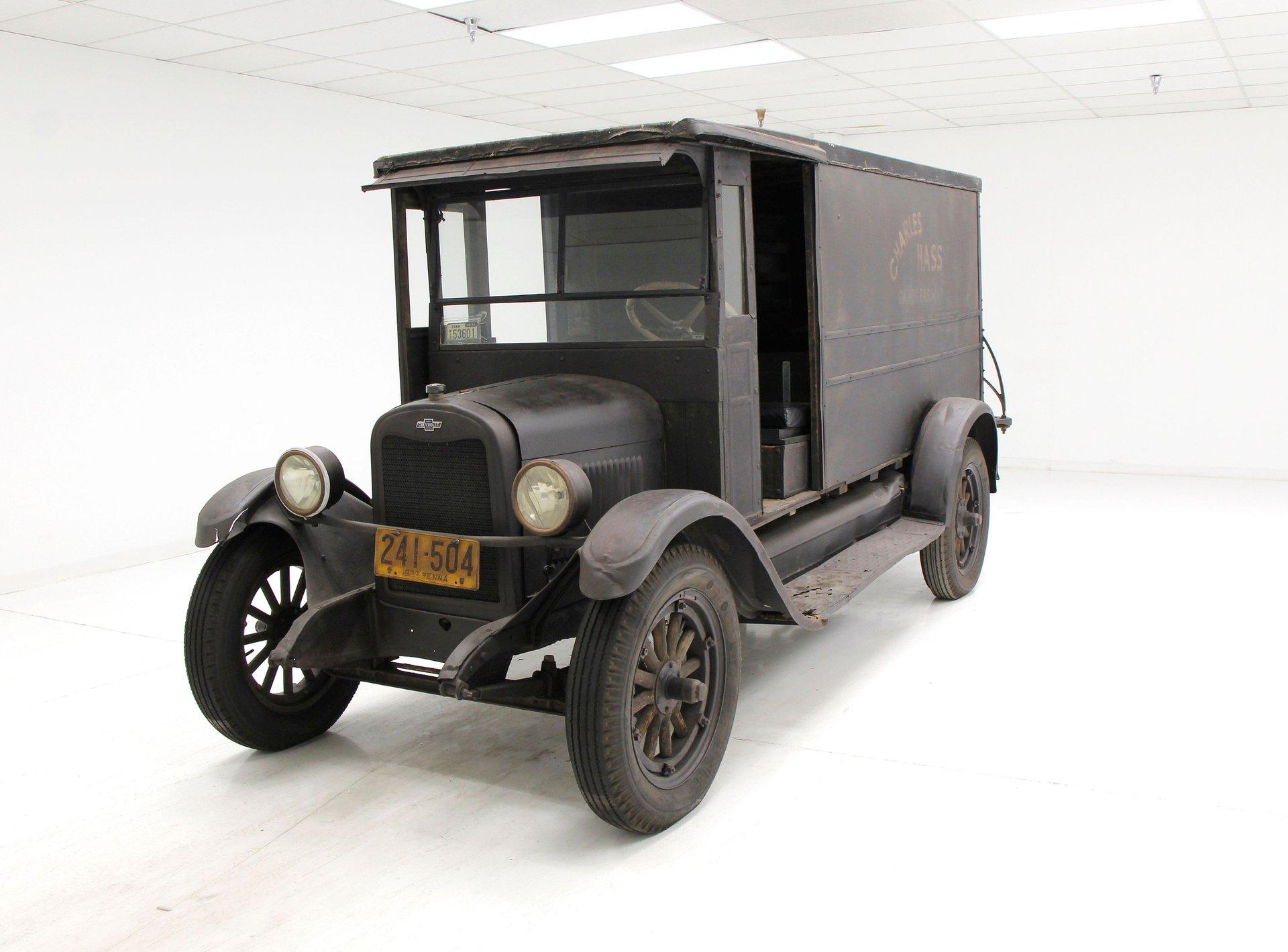 1926 Chevrolet Superior K