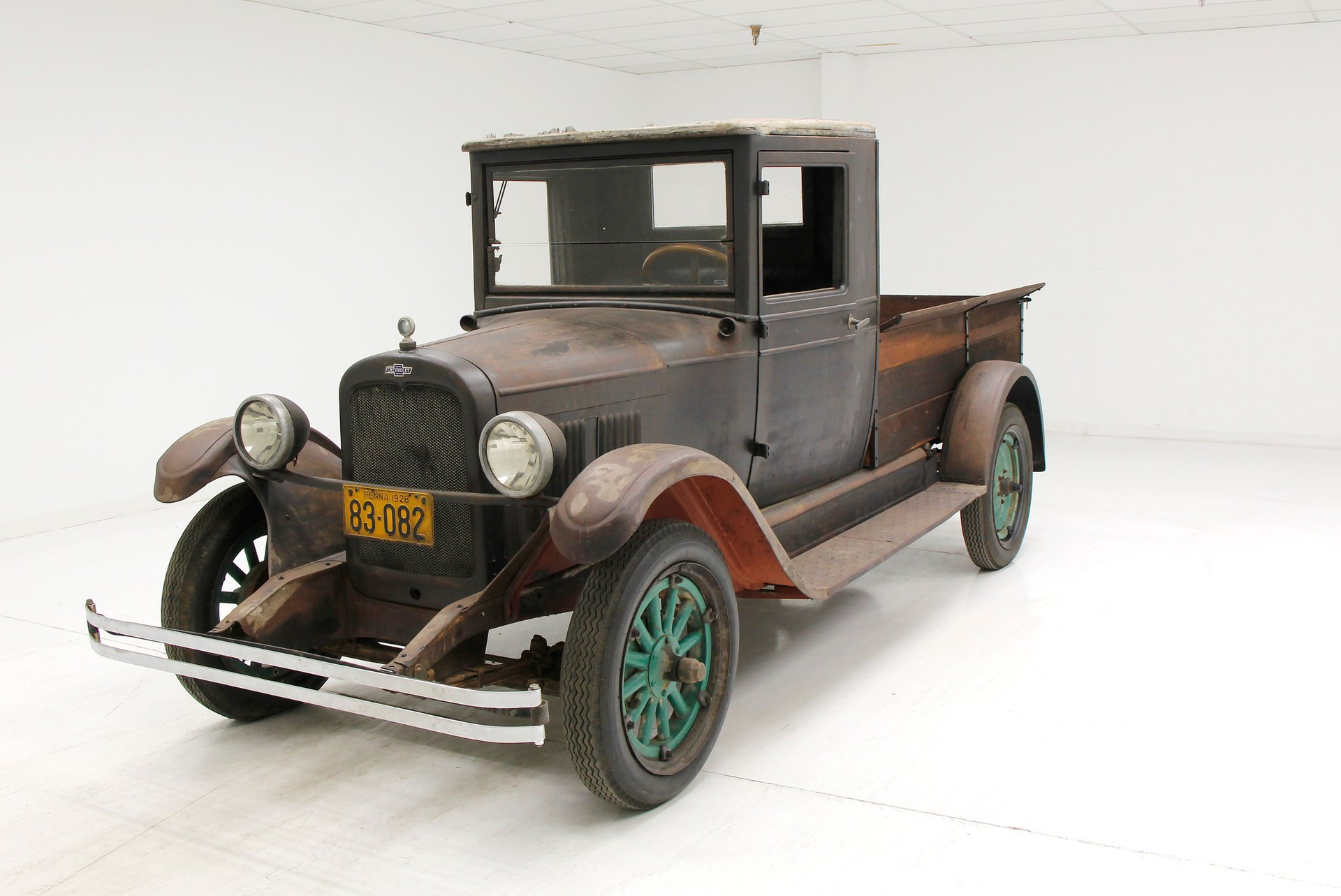 1928 Chevrolet LP 1-Ton Truck