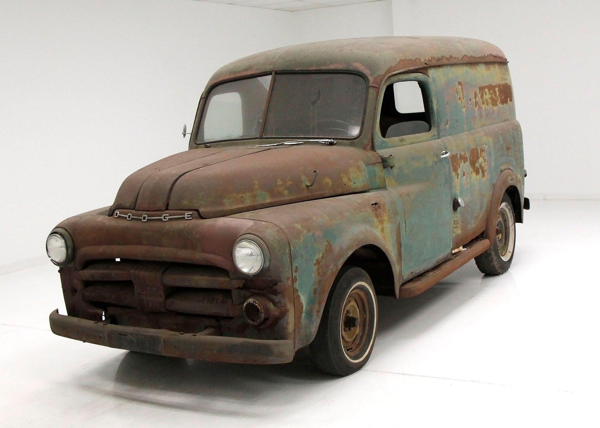 1952 Dodge Sedan Delivery