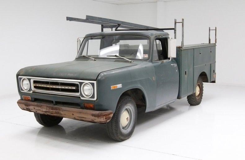 1970 International Pickup Truck For Sale