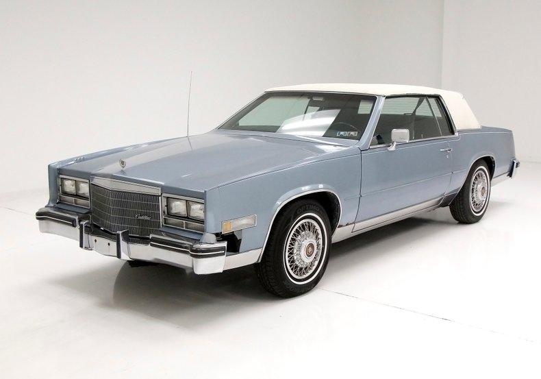 1985 Cadillac Eldorado | Classic Auto Mall