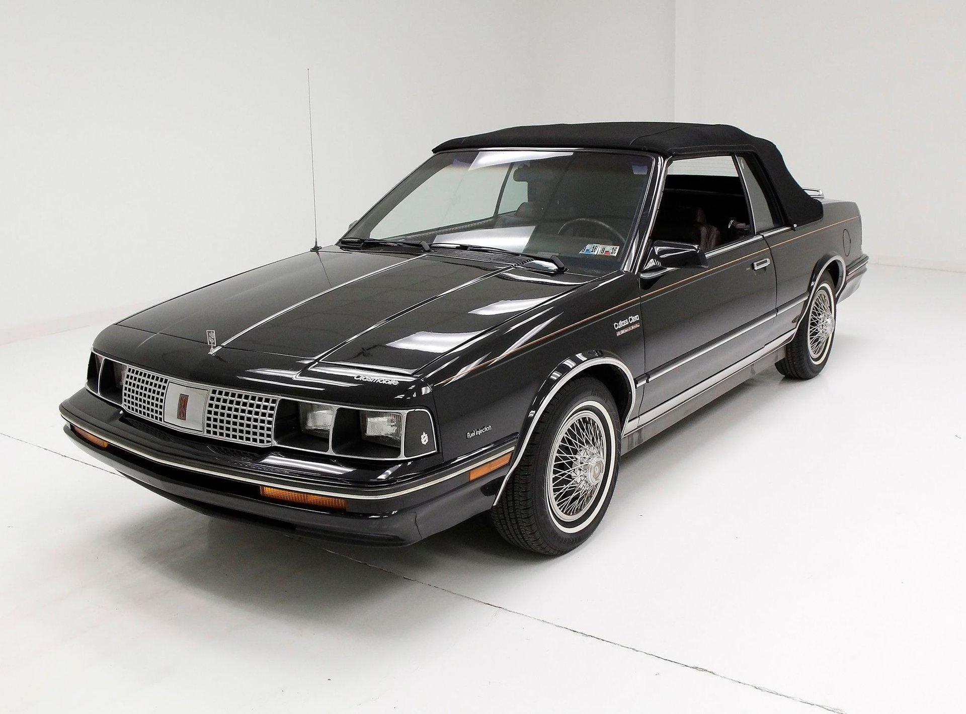 1985 Oldsmobile Ciera