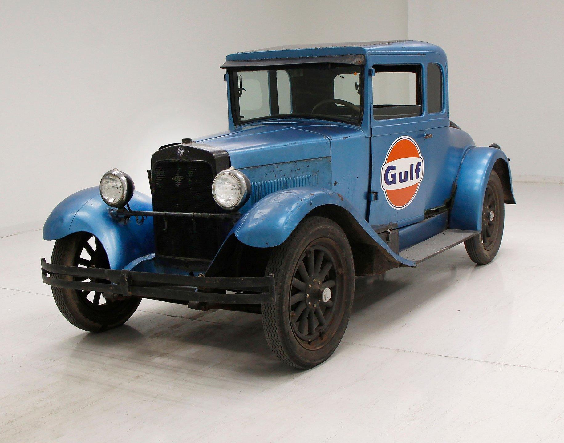 1928 Erskine Studebaker Coupe