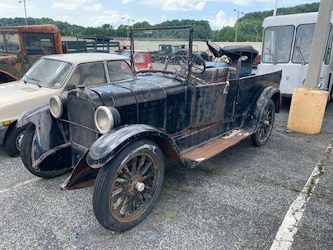 1919 Dodge Panel