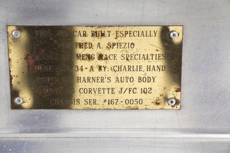 1984 Chevrolet Corvette 25