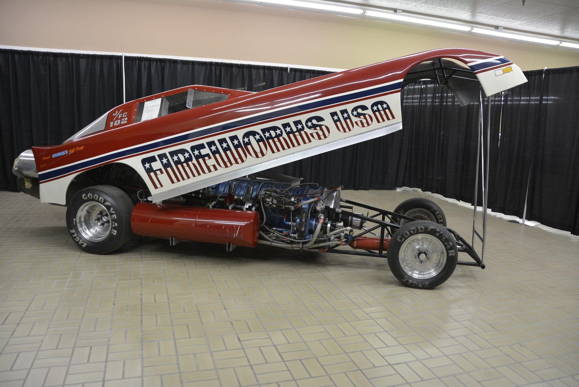 1984 Chevrolet Corvette Jet Funny Car for sale #75525   MCG