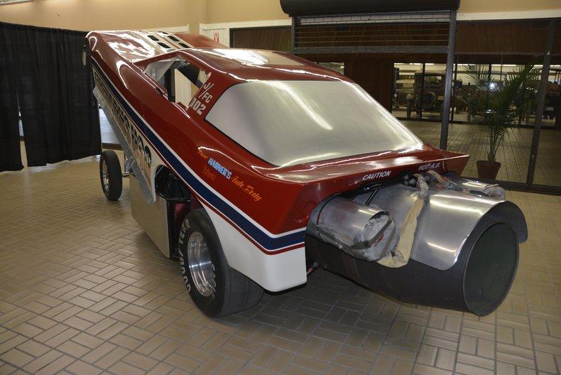 1984 Chevrolet Corvette Jet Funny Car for sale #459   Motorious