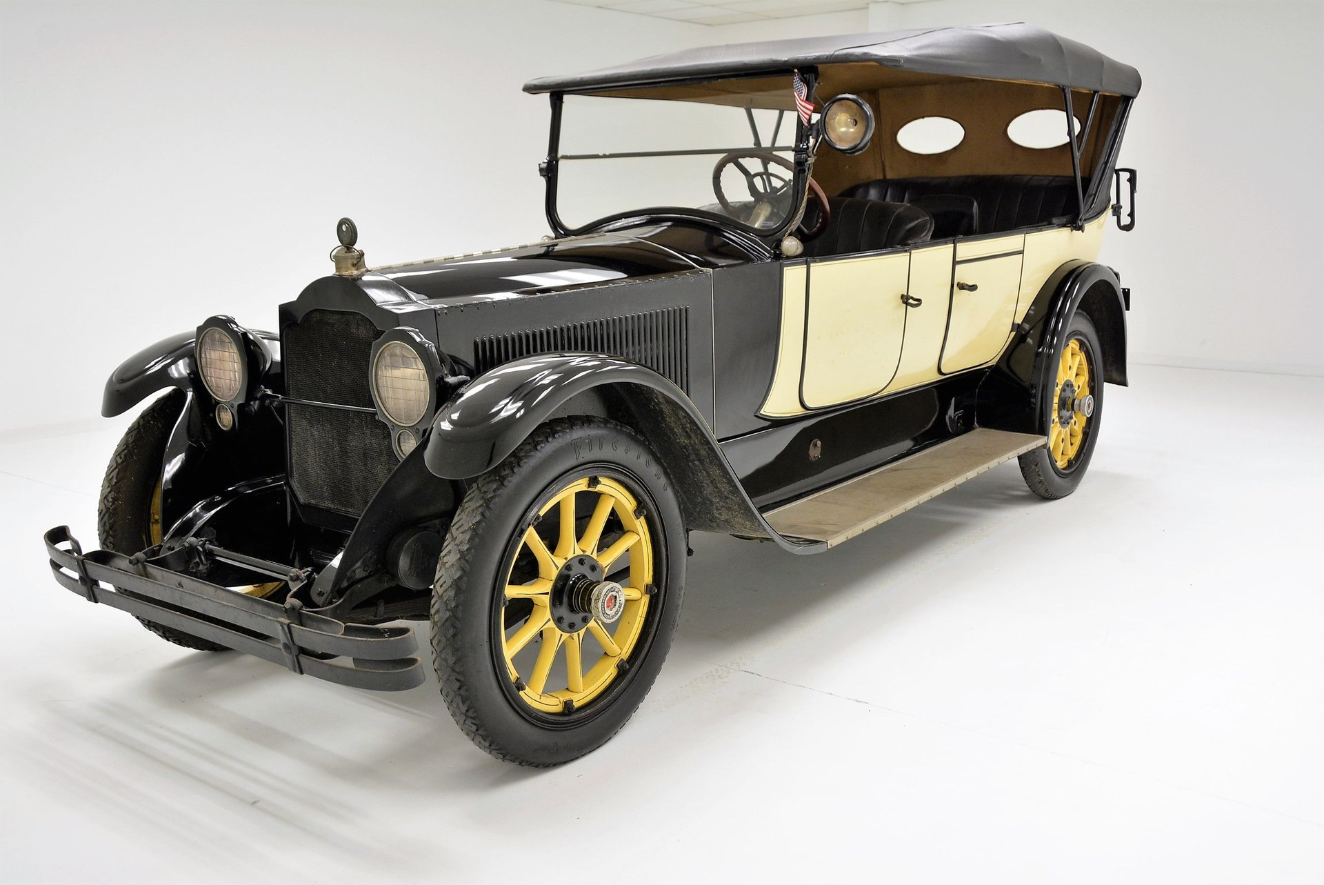 1921 Packard Twin Six