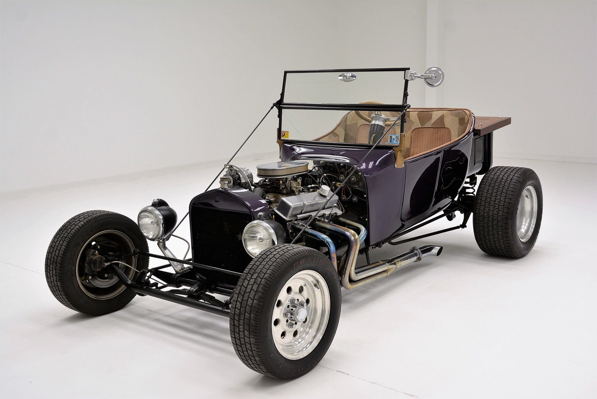 1923 Ford T Bucket Classic Auto Mall