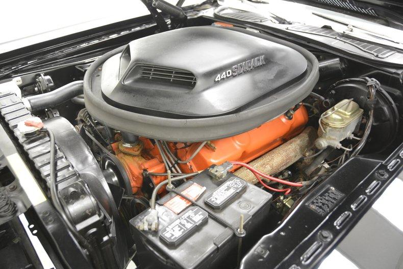 1971 Dodge Challenger 42
