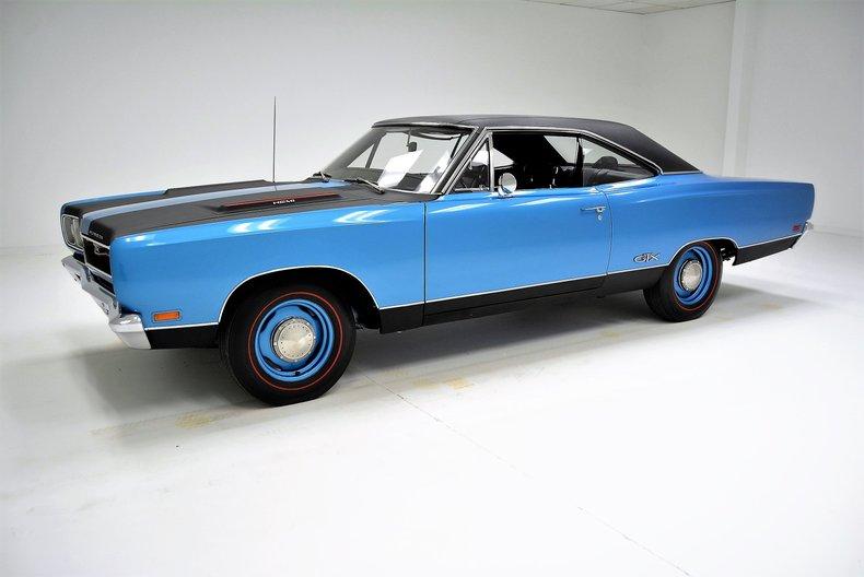 1969 Plymouth GTX 2