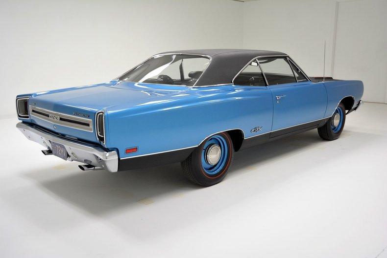 1969 Plymouth GTX 4