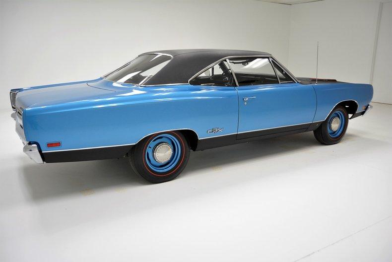 1969 Plymouth GTX 5