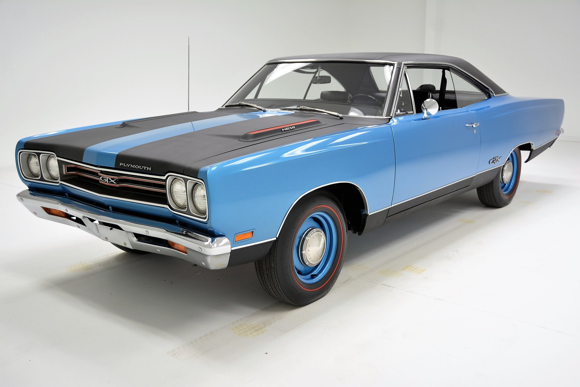 1969 Plymouth Gtx Classic Auto Mall