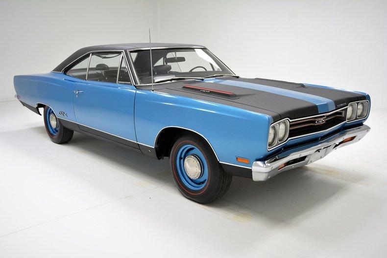1969 Plymouth GTX 6