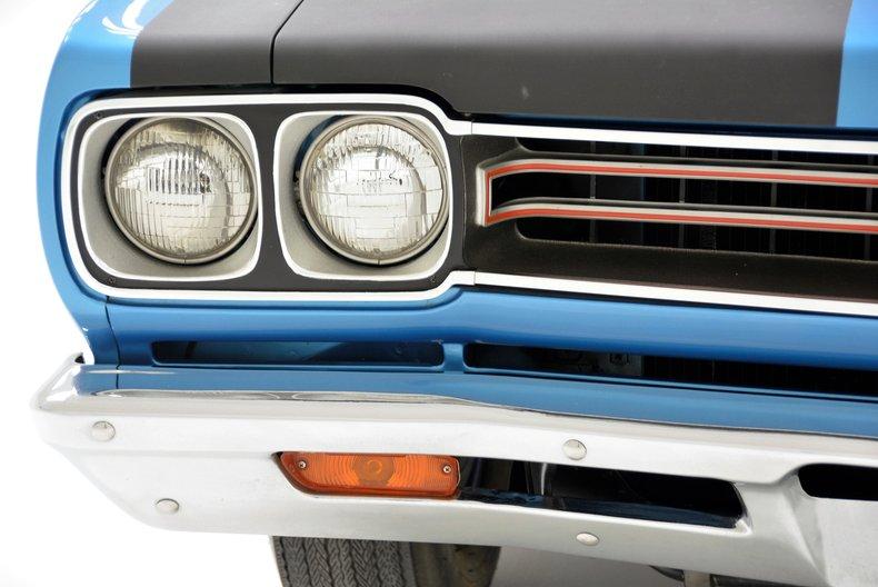 1969 Plymouth GTX 10