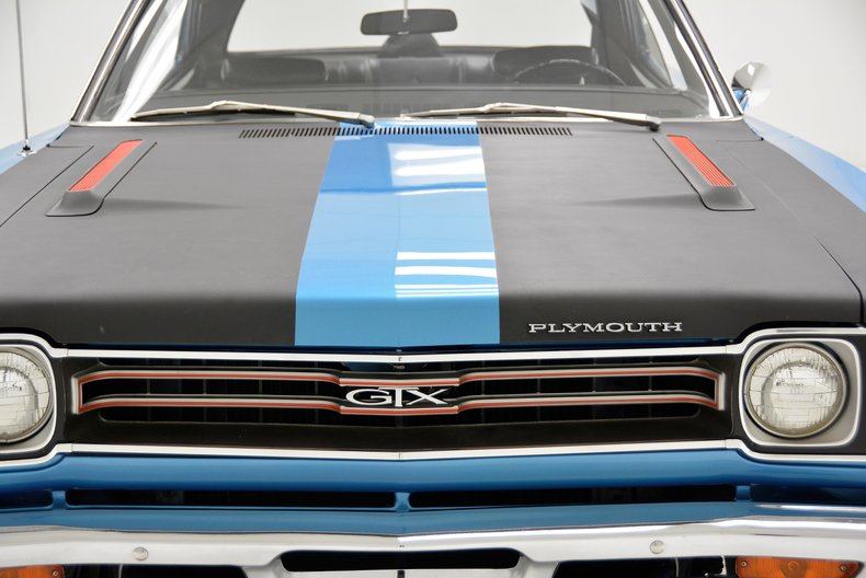 1969 Plymouth GTX 11